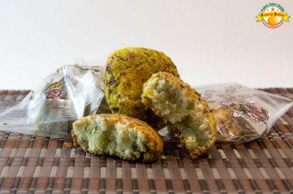 Image de Biscuits Pâtes d'amande avec pisteche 500gr