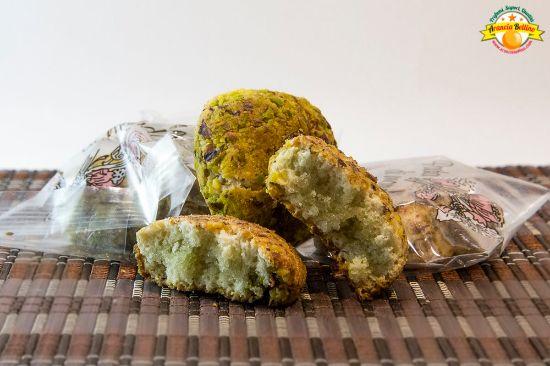 Image sur Biscuits Pâtes d'amande avec pisteche 500gr